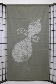 暖簾-のれん綿100%