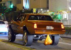 Crazy & Funny Vehicle