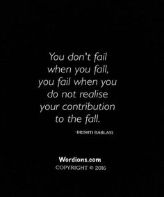 you dont fail – motivational quotes