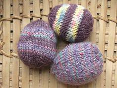 Knitted Easter Egg Tutorial