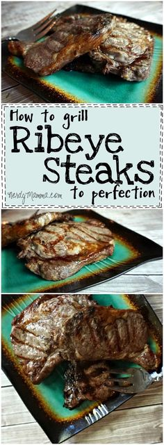 I had no idea it was so easy to grill steaks and have them turn out so well. I can't wait to try this over the weekend! Love it!