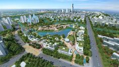 BBC - Future - Science & Environment - China's eco-cities: Sustainable urban living in Tianjin