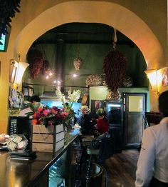 Fine dining at Cicciolina in Lima