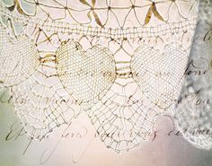 ~ lace hearts
