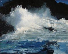 Maine artist, Ralf Feyl