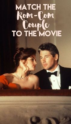 Can You Match 100 Rom-Com Couples to their Movie?
