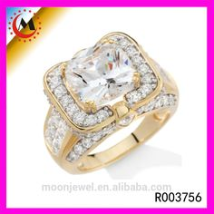 CHINA IMITATION JEWELRY STAINLESS STEEL GOLD ENGAGEMENT BEAUTIFUL RINGS