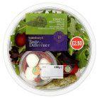 Sainsbury's Tomato & Mozzarella Salad Bowl @ 174 calories
