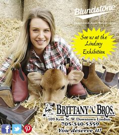 You cannot fault a girl for looking good in her Blundstone's. Available in downtown Lindsay and Cobourg Ontario at Brittany N Bros. Kent St, Miss Us, Saturday Sunday, Thursday, Wednesday, Fly London, Brittany, Carry On, Cowboy Hats