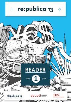 Der erste re:publica Reader Tag01 (eBook) #rp13 #rp13rdr