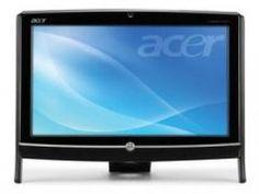 Acer Veriton Z VZ2621G-UI52400W 20 inch Touchscreen Core i5-2400S Quad Core 2.50GHz/ 4GB DDR3/ 500GB HHD/ DVDRW/ W7Pro All-in-One PC (Silver-Black) - MEDIA CENTER TEAM