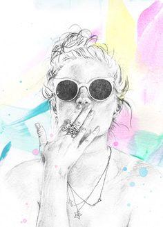 Laine Fraser - Designer Illustrator Artist