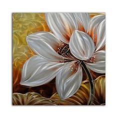 Obraz na Aluminium - Kwiat 7 cm Bright