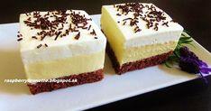 Raspberrybrunette: Krémeš na piškóte Krémeš mám veľmi rada, ale peč. The Best, Ale, Cheesecake, Cooking Recipes, Pudding, Hampers, Cheese Cakes, Ales, Cheesecakes