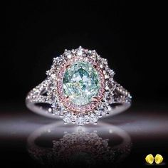 Novel Collection. As rare as it gets, fancy green diamonds are considered one…
