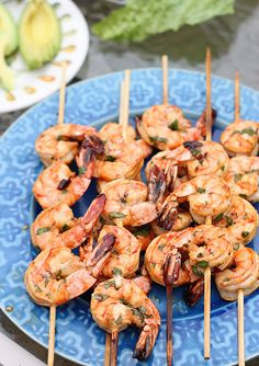 Chili Lime Marinated Shrimp: For the Grill or the Saute Pan