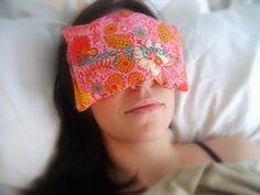 Sew Homegrown: Lavender Eye Pillow Tutorial