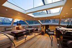 SALPERTON IV -  Deck Salon