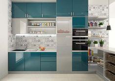 Kitchen Wardrobe Design, Kitchen Cupboard Designs, Kitchen Room Design, Best Kitchen Designs, Modern Kitchen Design, Interior Design Kitchen, Black Kitchen Decor, Kitchen Modular, Kitchens
