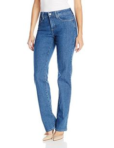 NYDJ Womens Marilyn Straight Jeans Monrovia 10 -- You can find more details by visiting the image link. (Note:Amazon affiliate link)