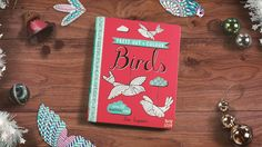 Take a look inside Press Out and Colour: Birds, illustrated by Zoe Ingram – the first book in a beatiful...  Read more »