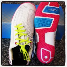 Skora Running Shoes review and giveaway  - #sweatpink     Peace, Love and Low Carb #running