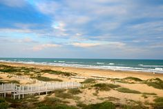 South Padre Island --you can find calm here