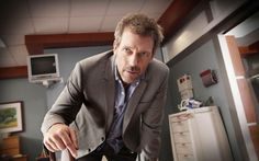 House Md Series Dr Gregory Hugh Laurie HD Wallpaper