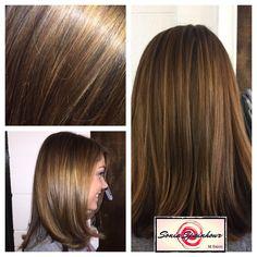 Hair by Sonia Spainhour MSalon Little Rock, AR