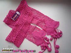 كوفيات شتوية للبنات 20141358776489_640.j; 640 x 480 (@94%) Diy And Crafts, Crochet, Handmade, Fashion, Moda, Hand Made, Fashion Styles, Ganchillo, Crocheting