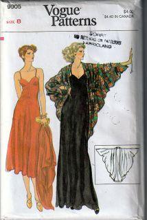 Vogue ca. Misses' Dress and Jacket, Size FF Vogue Sewing Patterns, Vintage Sewing Patterns, Vintage Outfits, Vintage Fashion, Flare Dress, Dress Patterns, Vintage Ladies, Fashion Beauty, Summer Dresses
