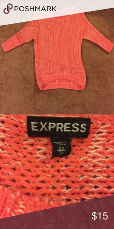 Express Sweater XS XS Express Sweater Express Sweaters Crew & Scoop Necks