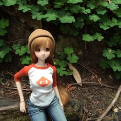 Mirai Suenaga Smart Doll by KitsuneReich