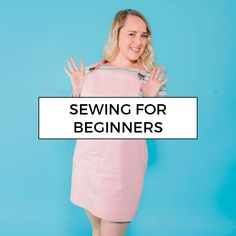 Sewing patterns designed for beginners - by Tilly and the Buttons Tilly And The Buttons, 99 Problems, Sewing For Beginners, Learn To Sew, Step By Step Instructions, Pattern Design, Sewing Patterns, Stitch, Learning
