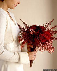 'Black Magic,' 'Red Devil,' and 'Black Beauty,' bouquet