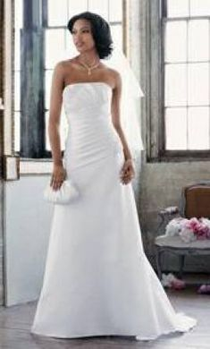 David's Bridal, find it on PreOwnedWeddingDresses.com