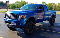 2012 F-150 by Venom Motorsports in Grand Rapids MI . Click to view more photos and mod info.