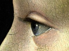 artdetails:   Domenico Ghirlandaio, Portrait of Giovanna Tornabuoni (detail)