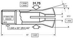 Ø 29,0 Typ 385E (5C) - rund