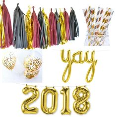 New Years Eve Party Decorations 2018 Party Decorations Celebration Party Pack