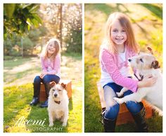 How to take Photos of Kids and Pets ~ Part 1 | Akemi Photography    #TheEntireFamily #FamilyPhotography #Daughter #DogPhotography