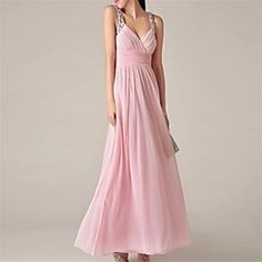Women's Fashion Solid Color Maxi Dress