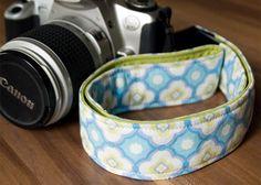 Kameraband selbst nähen | DIY LOVE