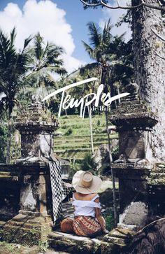 Temples de Bali | Le