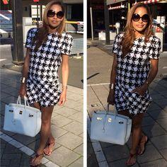 #balmain dress #giuseppezanotti sandals #hermes bag #chanel sunnies ☀️