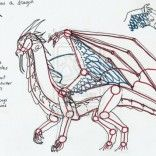 View bigger - How To Draw Dragons For Free for Android screenshot