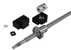 HH Ball screw RM 1605 L850mm with ballnetBK BF121pcs of 635x10 coupler *** Want to know more, click on the image.