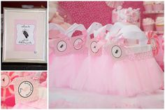 ballerina birthday party 3