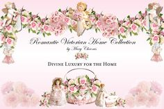 Romantic Victorian Home Collection  http://www.romanticvictorianhome.com