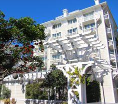 """...it really is a jewel of the city."" - TripAdvisor Review.  Luxury hotel Shutters on the Beach - Santa Monica, California."